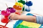 Выбор инструментов для детского рисования